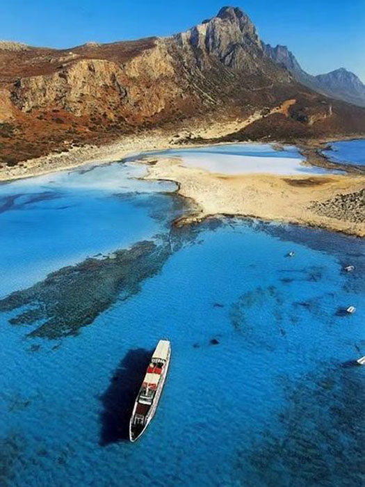 crete beach sailing greece