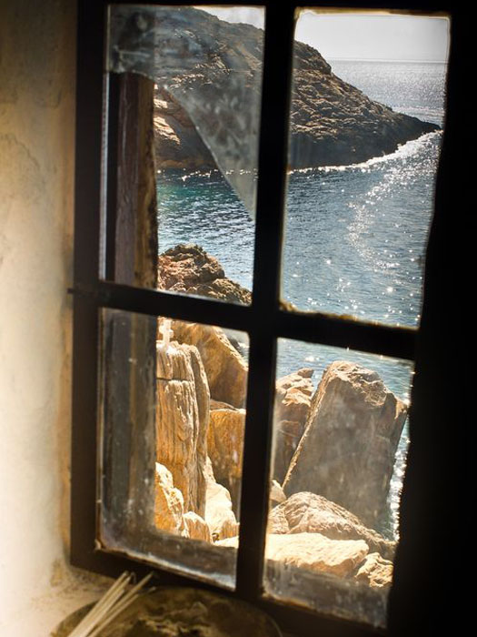 Skyros seaside